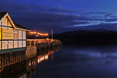 Windermere by Night
