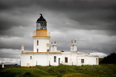 Fortrose Lighthouse